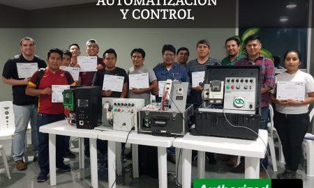 Especialidad en Automatización y Control (Certificación Schneider Electric)