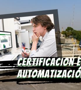 Certificación en Automatización y Control Industrial – Schneider Electric 2021-7