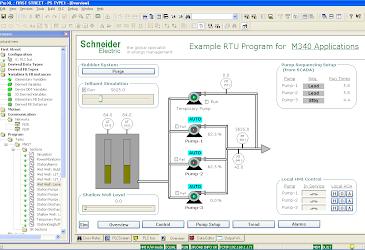 Automatización de PLCs M340/M580 con UnityPro (Nivel Básico)